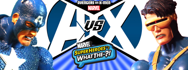 Marvel Super Heroes: What The--?! AvX Pt. 1