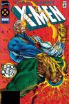 Uncanny X-Men (1963) #321 Cover