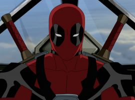 Deadpool steals the show in Marvel's Ultimate Spider-Man