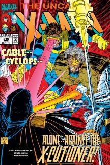 Uncanny X-Men #310