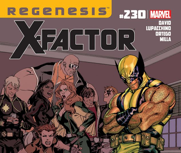 X-Factor (2005) #230