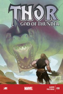 THOR: GOD OF THUNDER 18 (WITH DIGITAL CODE)