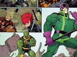 Wolverines #1