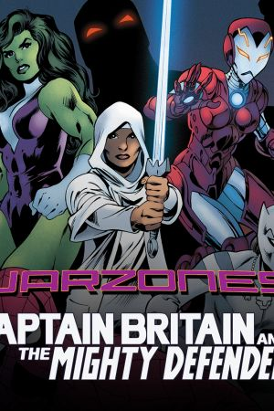 Captain Britain and the Mighty Defenders (2015 - Present) thumbnail