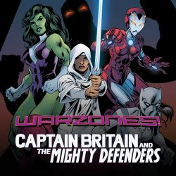 Captain Britain and the Mighty Defenders (2015 - Present)