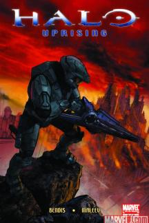 Halo: Uprising (2007) #4