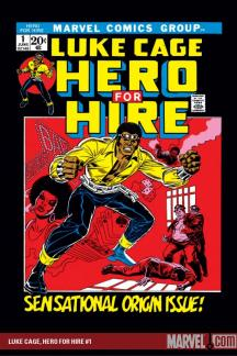 Luke Cage, Hero for Hire (0000) #1