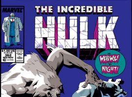 INCREDIBLE HULK (2009) #362 COVER
