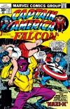 CAPTAIN AMERICA #211 COVER