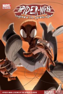 Spider-Man: Legend of Spider Clan #5