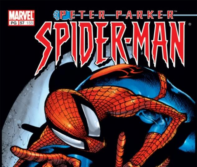 PETER PARKER: SPIDER-MAN #57