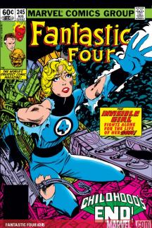 Fantastic Four (1961) #245