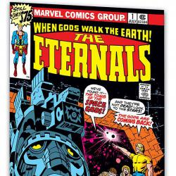 Eternals by Jack Kirby Book 1 (2008)