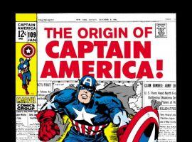 CAPTAIN AMERICA #109 COVER