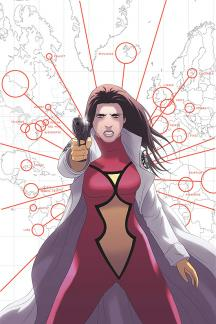 Spider-Woman: Origin (2005) #4