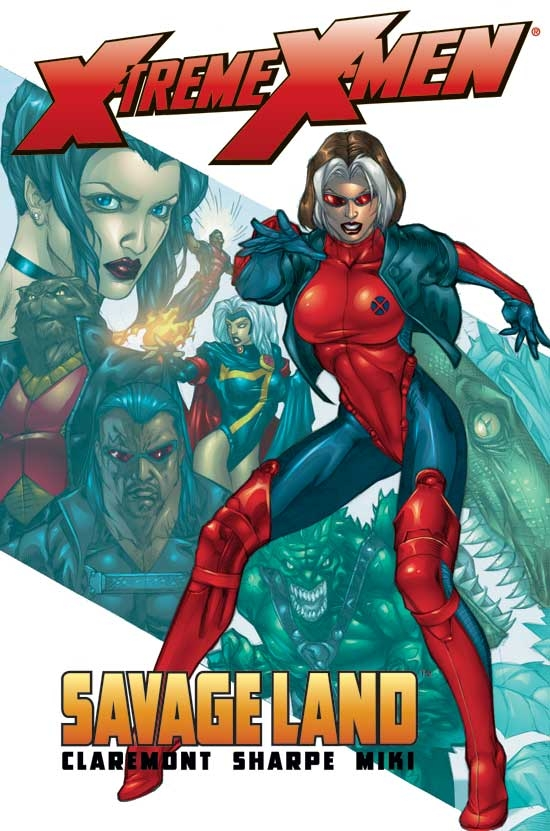 X-TREME X-MEN: SAVAGE LAND TPB #0