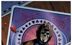 GAMBIT (1999) #4 COVER