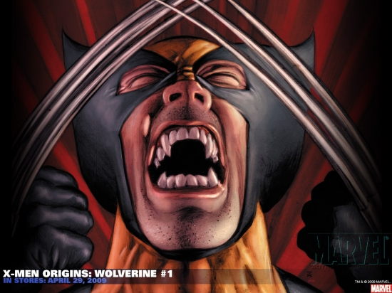 x men origins wolverine wallpapers. X-Men Origins: Wolverine
