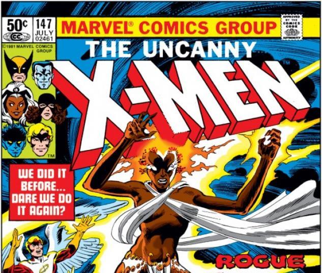 UNCANNY X-MEN #147