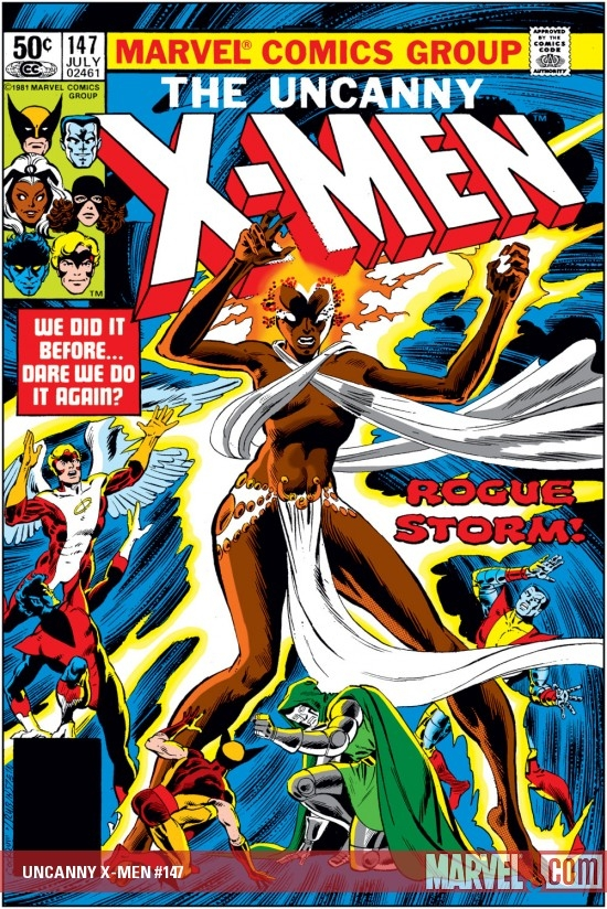 UNCANNY X-MEN #147