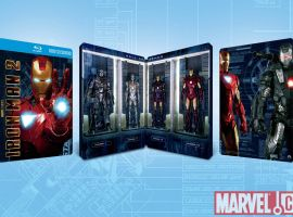 Image Featuring Iron Man