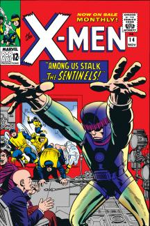 Uncanny X-Men (1963) #14