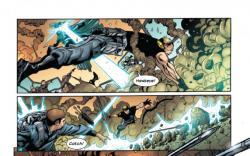 Ultimate Comics Hawkeye #1 preview art by Rafa Sandoval