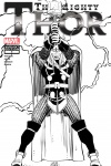 The Mighty Thor (2011) #6 (Architect Sketch Variant)