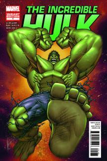 Incredible Hulk (2011) #1 (INCREDIBLE HULK 1 KEOWN VARIANT)