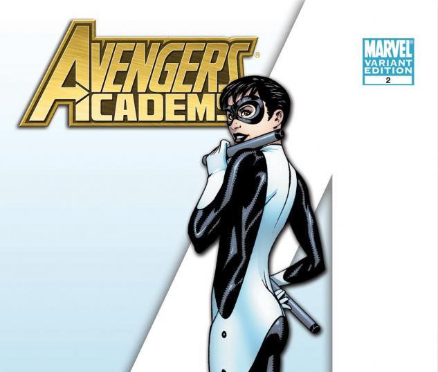 Avengers Academy (2010) #2, Variant