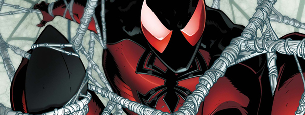 World of The Scarlet Spider: Kaine