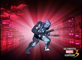 Wolverine Silver Artwork