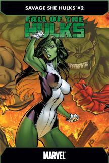 Fall of the Hulks: The Savage She-Hulks #2