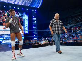Cody Rhodes & Dusty Rhodes (photo courtesy of WWE)