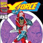 X-Force (1991) #2 Cover