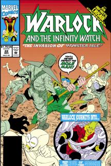 Warlock and the Infinity Watch (1992) #22