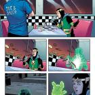 Young Avengers (2013) #1 preview art by Jamie McKelvie