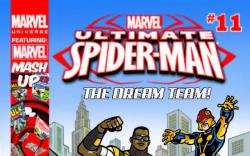 MARVEL UNIVERSE ULTIMATE SPIDER-MAN 11