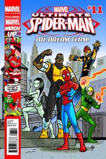Marvel Universe Ultimate Spider-Man #11