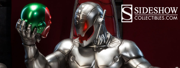 New Ultron Slideshow Collectible Figure