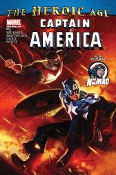 Captain America #607 