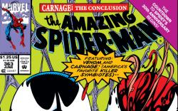 Amazing Spider-Man (1963) #363 Cover