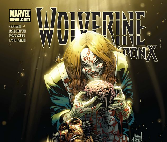Wolverine Weapon X (2009) #7