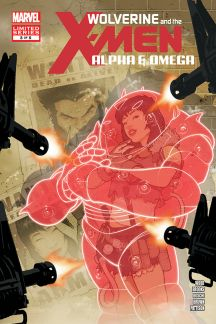 Wolverine & the X-Men: Alpha & Omega #3