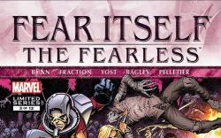 Fear Itself: Fearless (2011) #3