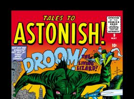 Tales to Astonish (1959) #9 Cover