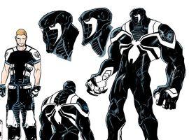 Venom by Valerio Schiti