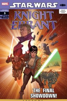 Star Wars: Knight Errant #5