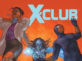 X-CLUB (2011) #2