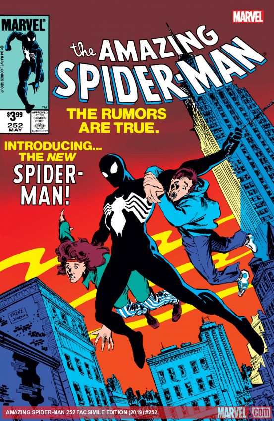Amazing Spider-Man Facsimile Edition (2019) #252